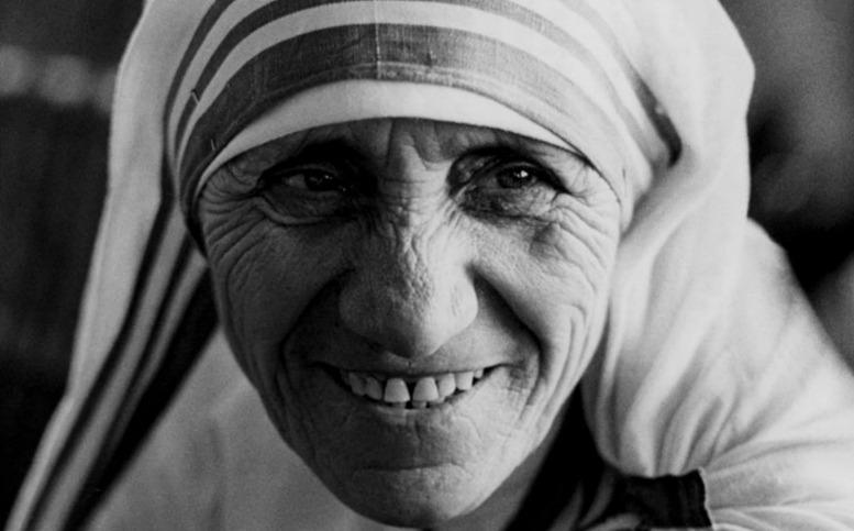 inspired mother teresa